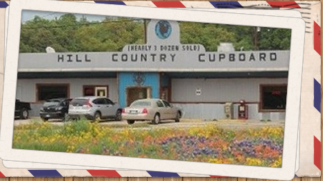 Hill country cupboard comfort food breakfast johnson for Argents hill country cuisine
